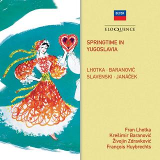Springtime in Yugoslavia - Various Artists