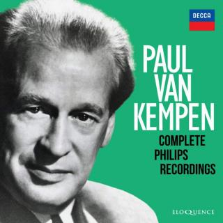 Paul van Kempen - the Complete Philips Recordings - Kempen, Paul van
