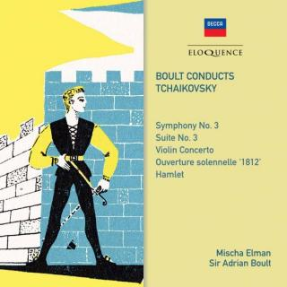 Boult Conducts Tchaikovsky - Boult, Sir Adrian