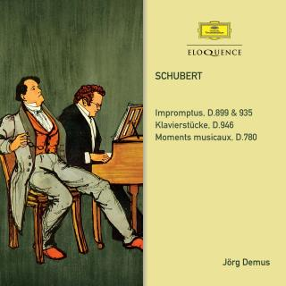 Schubert, Franz: Piano Music - Demus, Jörg (piano)