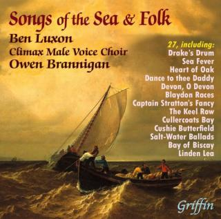 Songs of the Sea & Folk - Luxon, Ben - baritone | Brannigan, Owen - bass