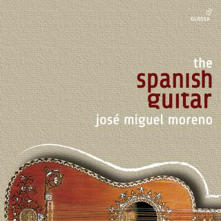 The Spanish Guitar - The Glossa Recordings 1991-2004 - Moreno, Jose Miguel (guitar)