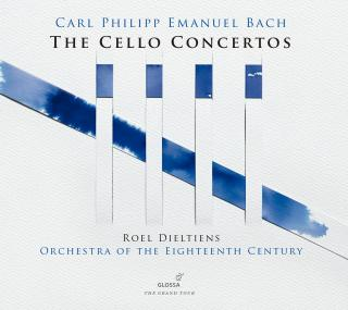 Bach, Carl Philip Emanuel: The Cello Concertos - Dieltiens, Roel (cello)