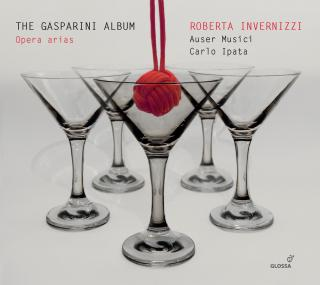 The Gasparini Album – Arias by Francesco Gasparini (1661-1727) - Invernizzi, Roberta – soprano