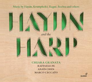 Haydn and the Harp - Granata, Chiara (harps)