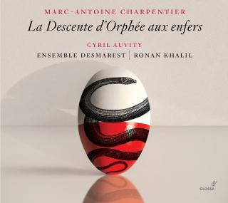 Charpentier, Marc-Antoine: La Descente d´Orphee aux enfers - Auvity, Cyril