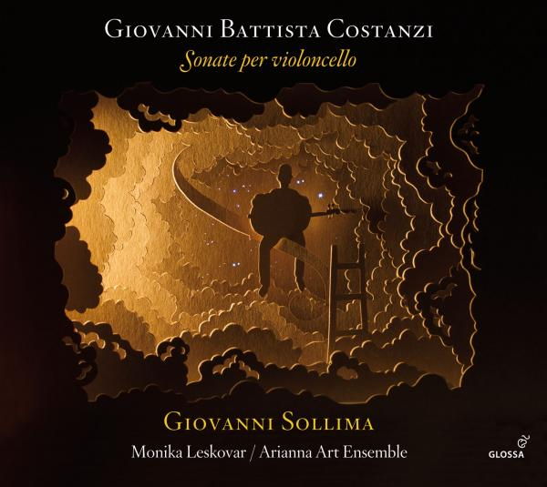 Costanzi, Giovanni Battista: Cello Sonatas <span>-</span> Sollima, Giovanni