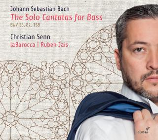 Bach, Johann Sebastian: The Solo Canatatas for Bass - Senn, Christian – bass-baritone