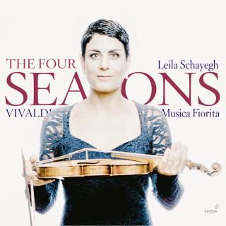 Vivaldi, Antonio: The Four Seasons - Schayegh, Leila (violin)