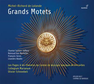 Lalande, Michel-Richard de: Grand Motets