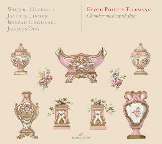 Telemann, Georg Philipp: Chamber music with flute