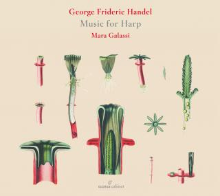 George Frideric Handel: Music for harp - Galassi, Mara (Welsh triple harp)