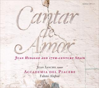 Cantar de Amor - Juan Hidalgo and 17th-century Spain - Sancho, Juan