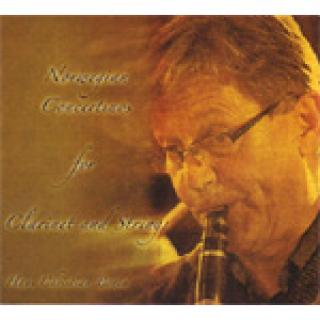Norwegian Concertinos for for clarinet and strings - Bræin, Hans-Christian