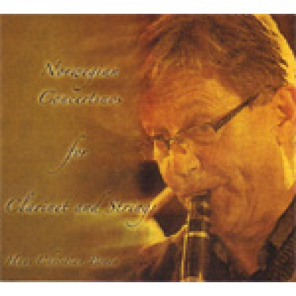 Norwegian Concertinos for for clarinet and strings <span>-</span> Bræin, Hans-Christian