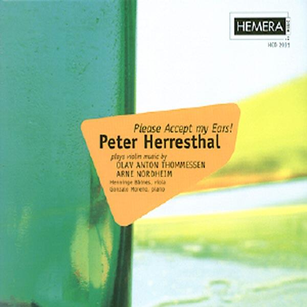 Please Accept My Ears - Herresthal, Peter