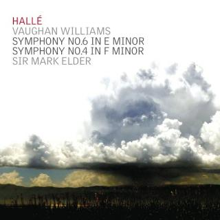 Vaughan Williams, Ralph: Symphonies nos. 4 & 6 - Elder, Sir Mark – conductor | Hallé