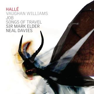 Vaughan Williams: Songs of Travel; Job - Halle / Elder, Sir Mark / Davies, Neal