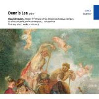 Debussy, Claude: Piano Works Vol. 1 - Lee, Dennis