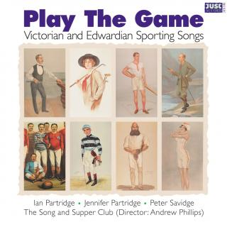 Play the Game - Partridge, Ian