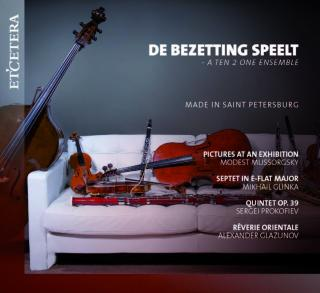 De Bezetting Speelt – A Ten 2 One Ensemble - Made in Saint Petersburg - A Ten 2 One Ensemble