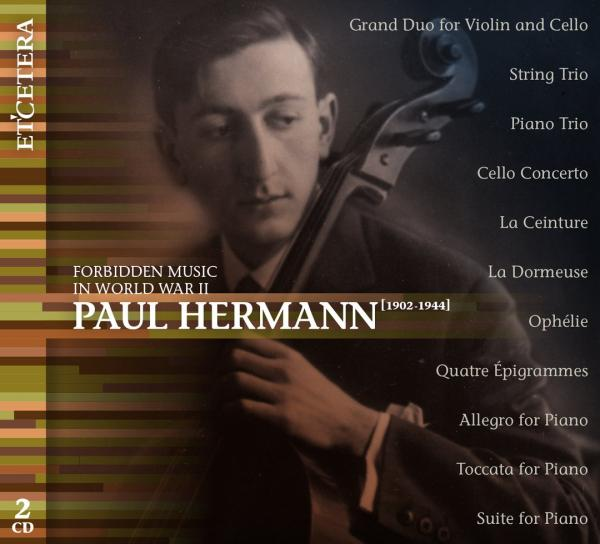 Hermann, Paul: Forbidden Music in World War II <span>-</span> Various Artists