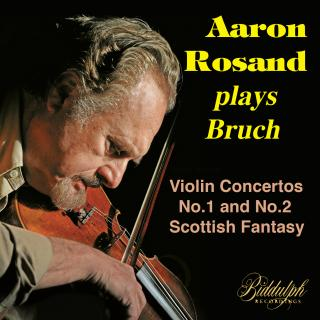 Aaron Rosand plays Max Bruch - Rosand, Aaron (violin)