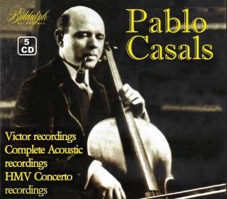 Pablo Casals Vintage Collection - Casals, Pablo (cello)