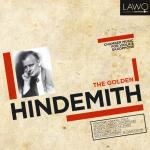 The Golden Hindemith - Chamber Music For Viola And Saxophone <span>-</span> Landaas, Henninge (bratsj) / Landaas, Vegard (saksofon)
