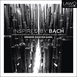 Inspired By Bach - Dahl, Anders Eidsten (orgel)