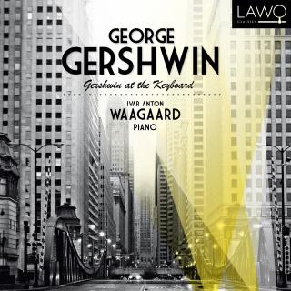 Gershwin At The Keyboard - Waagaard, Ivar Anton (piano)