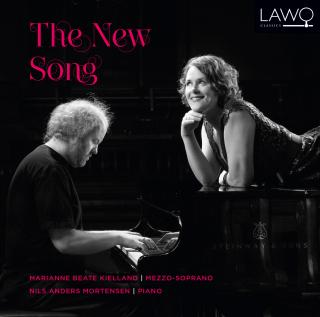 The New Song - Kielland, Marianne Beate (sang) / Mortensen, Nils Anders (piano)
