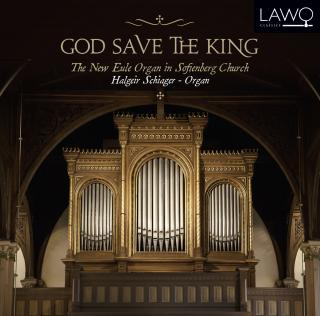 God Save The King - Schiager, Halgeir (orgel)