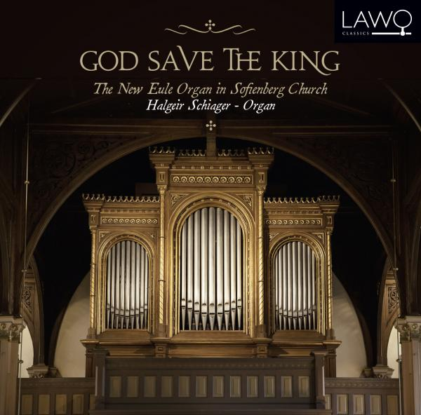 God Save The King <span>-</span> Schiager, Halgeir (orgel)