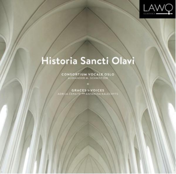 Historia Sancti Olavi - Gregoriansk sang <span>-</span> Consortium Vocale Oslo / Graces & Voices