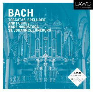 Bach: Toccatas, Preludes and Fugues - Nordstoga, Kåre (orgel)