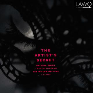 The Artist's Secret - Smith, Bettina (mezzo-soprano) / Nelleke, Jan Willem (piano)