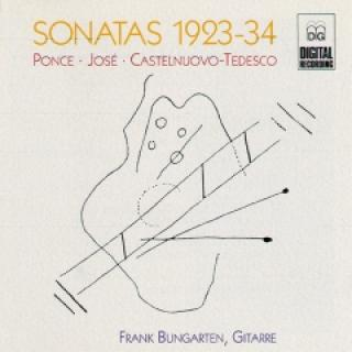 Sonatas 1923-34 (For Gitar)