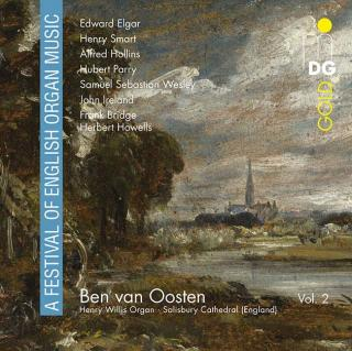 A Festival of English Organ Music Vol. 2 - Oosten, Ben van
