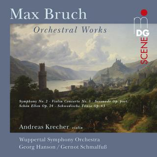 Bruch, Max: Orchestral Works - Wuppertal Symphony Orchestra