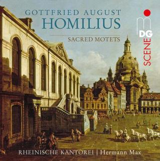 Homilius, Gottfried August: Sacred Motets - Max, Hermann