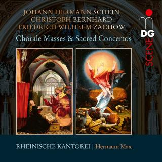 Chorale Masses and Sacred Concertos