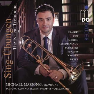 Sing-Übung - The Lyrical Trombone - Massong, Michael