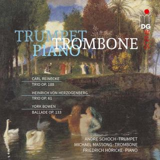 Trumpet - Trombone - Piano - Nouvel Art Trio