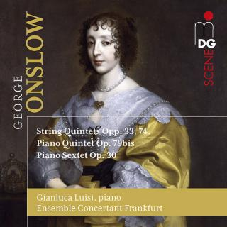 Onslow, George: Chamber Music - Luisi, Gianluca (piano) / Ensemble Concertant Frankfurt