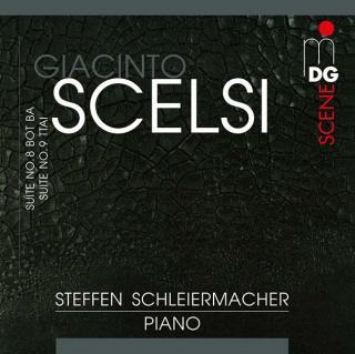"Scelsi, Giaconto: Suite No. 8 ""Bot Ba"" & Suite No. 9 ""Ttai"""