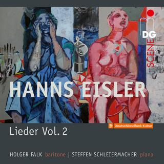 Eisler, Hanns: Lieder Vol. – Songs and Ballads -1948 – 1962
