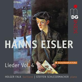 Eisler, Hanns: Songs Vol. 4 - 1917-1927