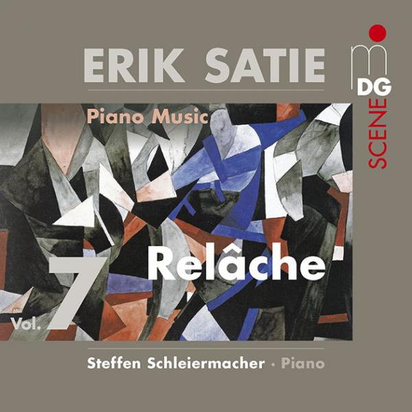 Satie, Erik: Piano Music Vol. 7 - Schleiermacher, Steffen