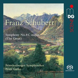 "Schubert, Franz: Symphony No. 8 in C major (""The Great"") - Brandenburger Symphoniker 